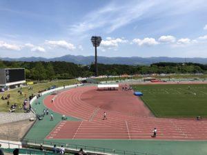 インターハイ東部予選(陸上競技)